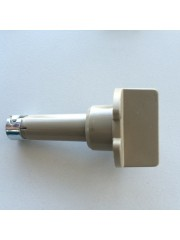 Ротационен бутон Термостат за хладилници Dometic, сребристо сив, № 241338300