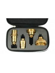 DREHMEISTER адаптер за газ в калъф (W21.8)