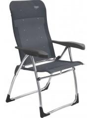 Сгъваем фотьойл с ниска облегалка
