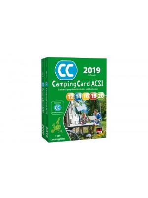 Ръководство за къмпинг ACSI Camp.Card 2019