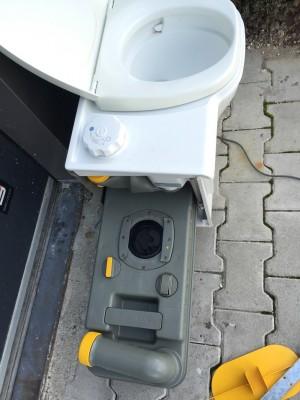 Тоалетна ТHETFORD C 3