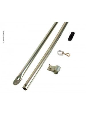 Скоба-тръба стомана 2,5м