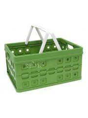 Сгъваема кутия 32L, естествено зелено