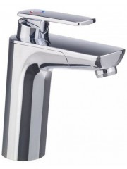 Смесител за вода с еденичен кран