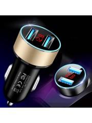 3.1A двоен USB за бърз заряд