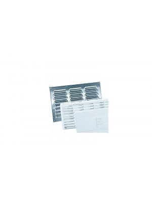 Вентилационна решетка -алуминии 2