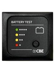 Диоден тест панел за акумулатор