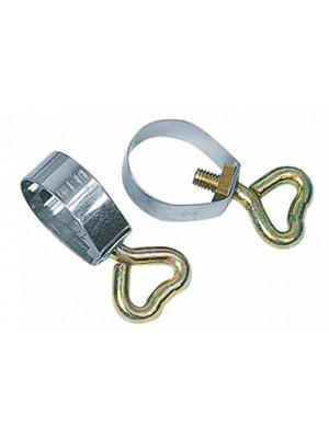 Скоби за металната констукция на форселт