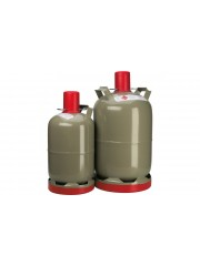 Бутилка за газ стомана-празна